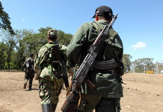 Entrega de armas de las FARC pone fin a medio siglo de conflicto armado