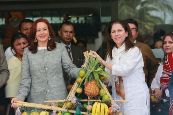 Ecuador ratifica su compromiso con el diálogo con los pueblos indígenas