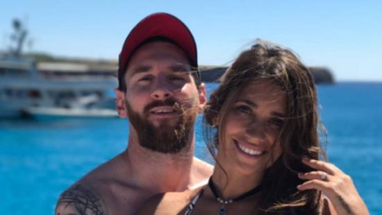 Boda de Messi tendrá un 'servicio de peluquería exclusivo' para los invitados