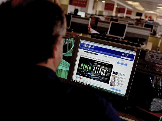 Ciberataque afecta a Europa