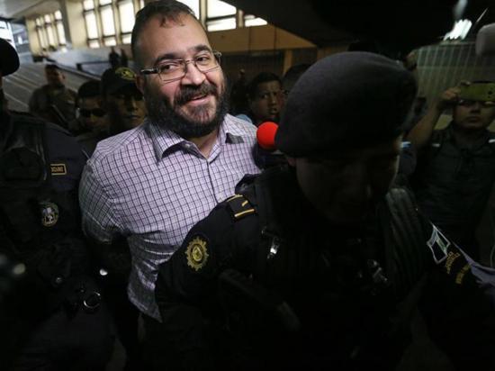 Exgobernador acepta extradición, pero tiene otra solicitud pendiente