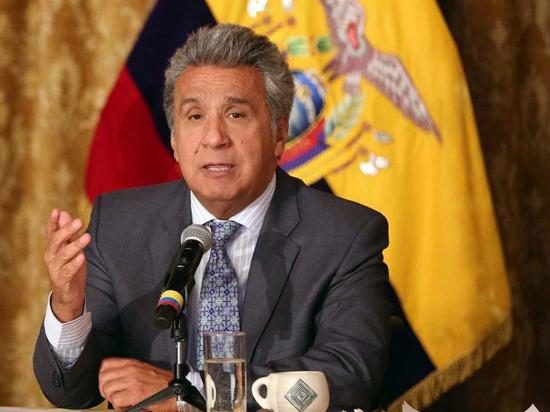 Moreno posesionó a 23 gobernadores