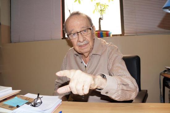 Muere Ángel Loor, impulsor de la Universidad San Gregorio de Portoviejo