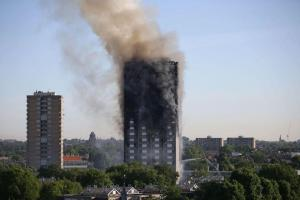 La cifra total de muertos por el incendio en Londres no se sabrá hasta 2018