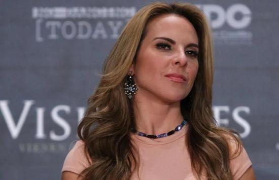 Kate Del Castillo denuncia al Gobierno mexicano ante la CIDH