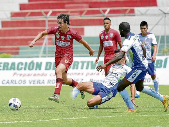Regresa el goleador a Liga de Portoviejo