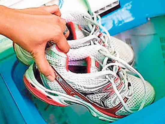 Se robaron seis pares de zapatos