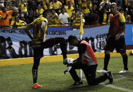 Barcelona SC toma oxígeno tras victoria en el Clásico del Astillero