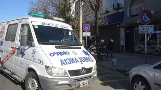 Un anciano se pega un tiro en una oficina de la seguridad social argentina