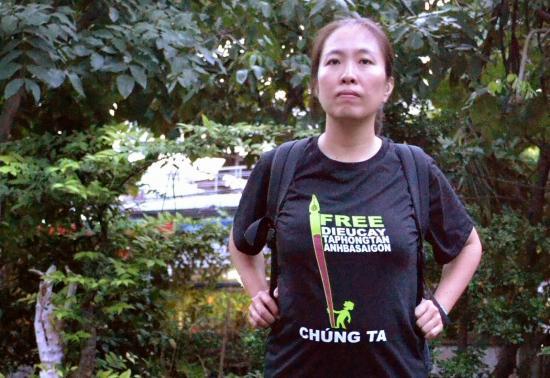 Condenada bloguera vietnamita a diez años de cárcel por criticar al régimen