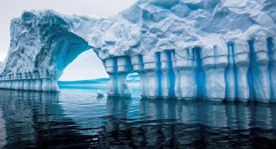 Cambio climático podría aumentar un 25% el deshielo en la Antártida en 2100