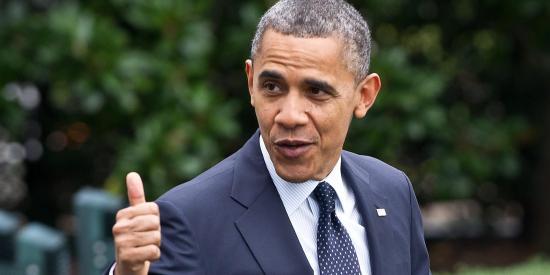 Una calle en Los Ángeles llevará el nombre de  Barack Obama