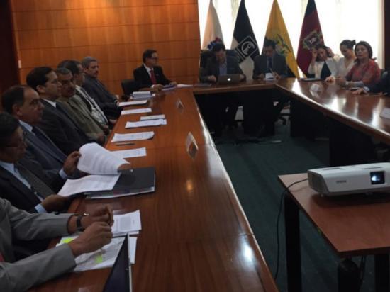 Comisión revisará  informes de Odebrecht