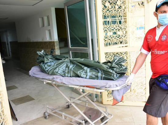 Luis falleció 3 días después de ser atropellado