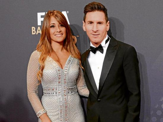Leo Messi y Antonella Roccuzzo sellan hoy su amor