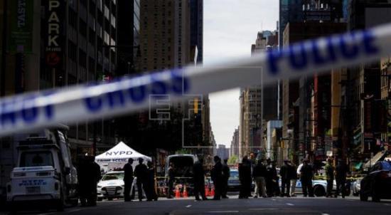 Un médico, autor de los disparos dentro de hospital de Nueva York