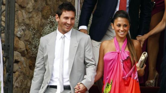 En la boda de Messi habrá comida típica de Argentina