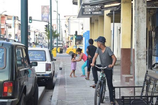 Sismo puso en alerta a habitantes de Babahoyo en Los Ríos