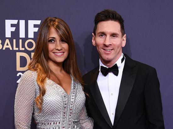 Messi y Antonella no se pudieron casar por la iglesia