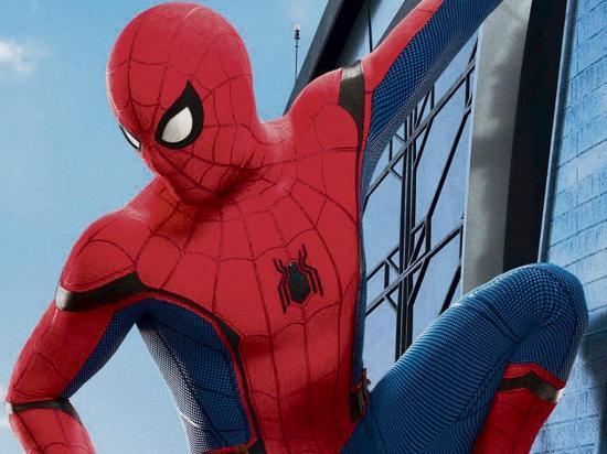 Spider-man: de regreso a casa