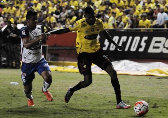 Macará vence 2-1 a Barcelona SC en Ambato