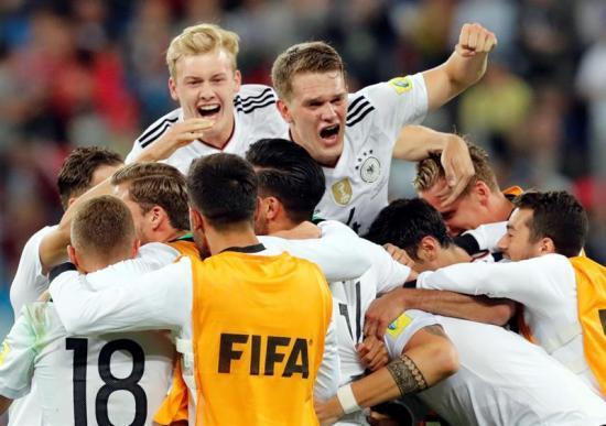 Alemania, campeón de la Copa Confederaciones tras derrotar a Chile [1-0]