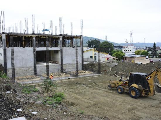 En enero funcionarán nuevos edificios de  Salud y Matemáticas