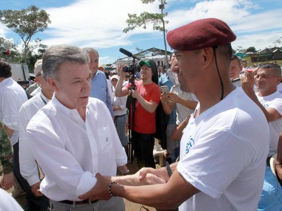 Las FARC: de la guerrilla a la vida política