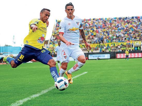 Delfín SC vs Liga de Quito: ¡Una cita con la historia!
