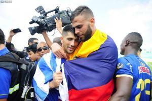 Chancellor dedica el triunfo a Venezuela 'que está pasando por un momento muy difícil'