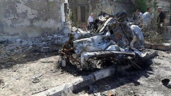 Al menos 19 muertos y 15 heridos al explotar tres coches bomba en Damasco