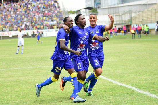 Clubes ecuatorianos felicitan a Delfín por ganar la etapa y por su participación en Copa Libertadores