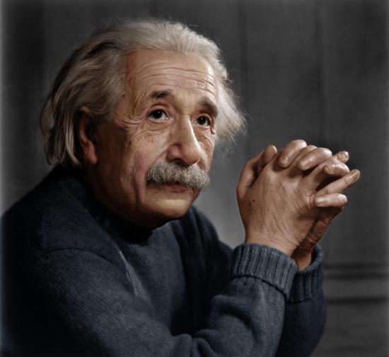 Albert Einstein, el genio que adoraba navegar pero que nunca aprendió a nadar