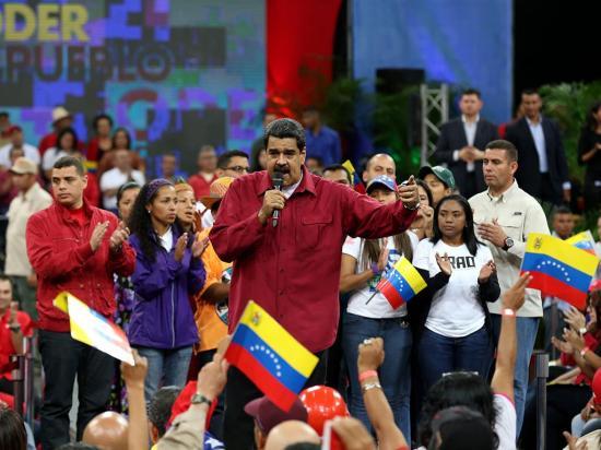 Maduro sube el salario básico por tercera vez