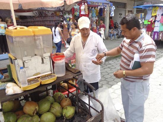 Santo Domingo, tierra productiva y comercial