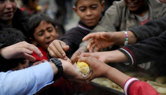 La FAO advierte de que el hambre ha aumentado de nuevo en el mundo