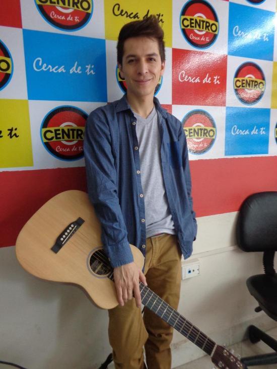 Sergio Marqués presenta nuevo tema musical