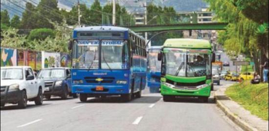 Transportistas anuncian paro