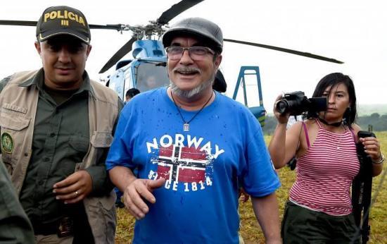 'Timochenko' recibe el alta y viajará a Cuba para recibir atención médica