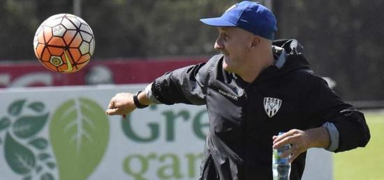 Pablo Repetto es el nuevo técnico de Liga de Quito