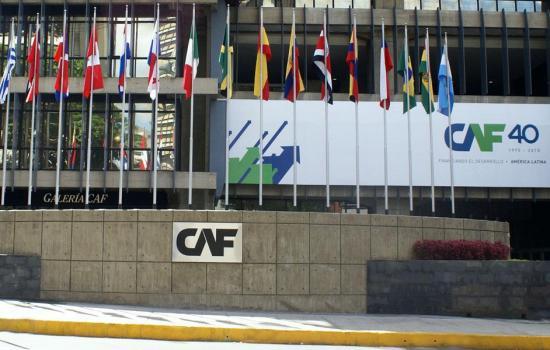 CAF aprueba 592 millones para obras en Argentina, Bolivia, Ecuador y Uruguay