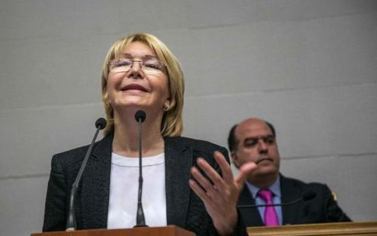 Hoy se presenta la Fiscal de Venezuela ante tribunal de justicia