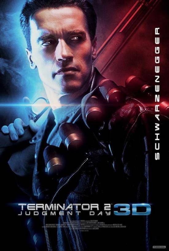 Terminator regresa en 3D