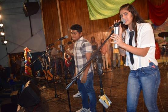 Festival juvenil  revivió arte musical