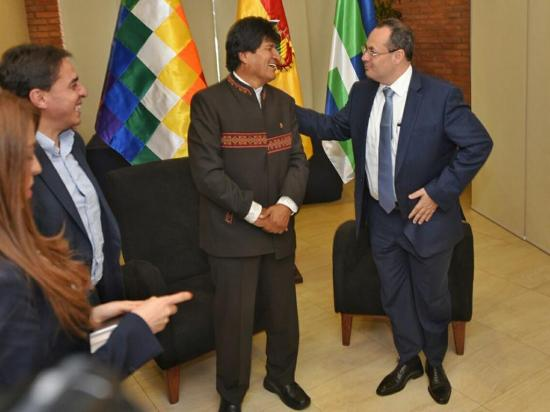 CAF aprueba dinero para obras en 4 países incluido Ecuador