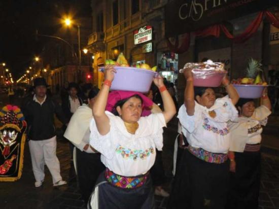 Cierran fiestas del Inti Raymi