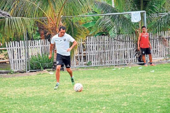 Liga de Portoviejo fortalece su delantera