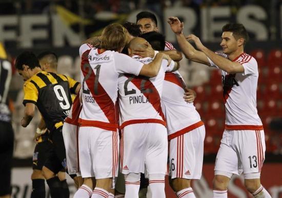 Todos los jugadores de River Plate, al antidopaje tras partido ante Guaraní
