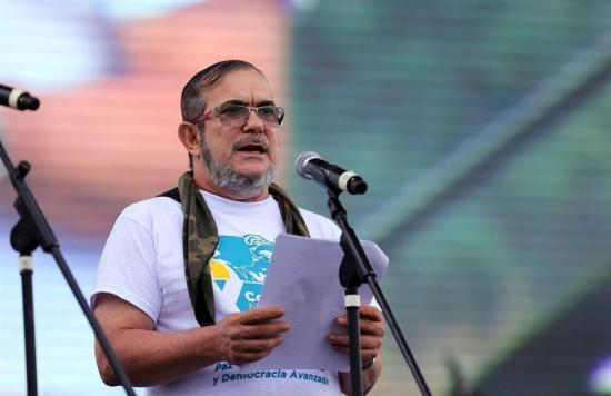 Timochenko confirma que llegó a Cuba, su 'segundo hogar', para recuperación