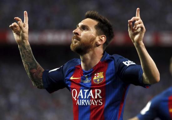 Leo Messi renueva su contrato con el FC Barcelona hasta 2021